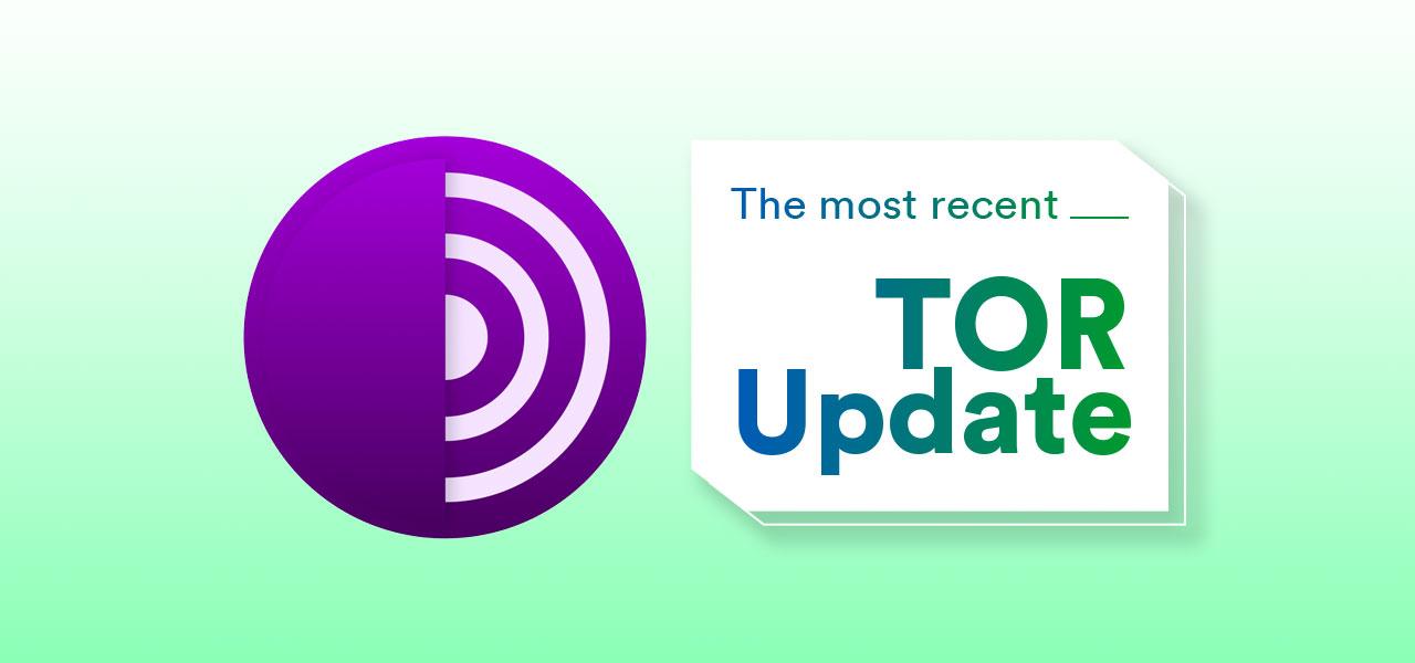 recent tor update