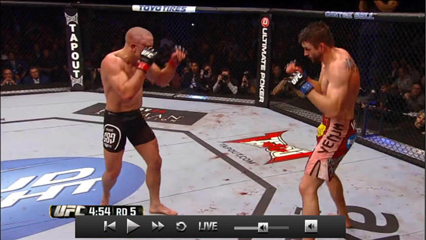 ufc streaming live gratuit