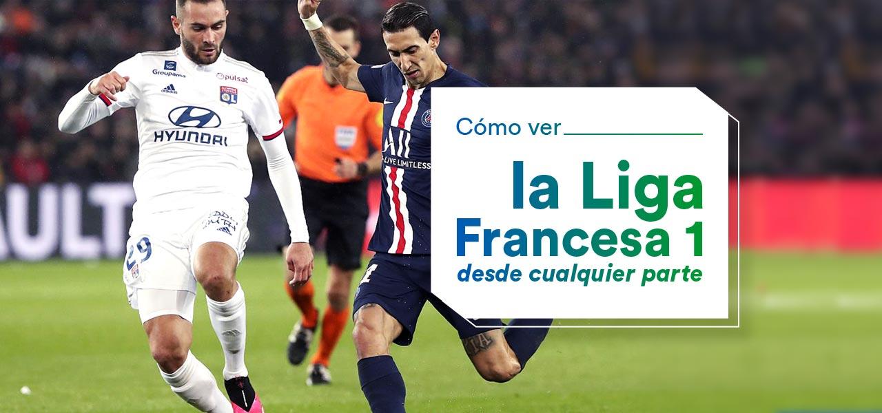 ver liga francesa en vivo