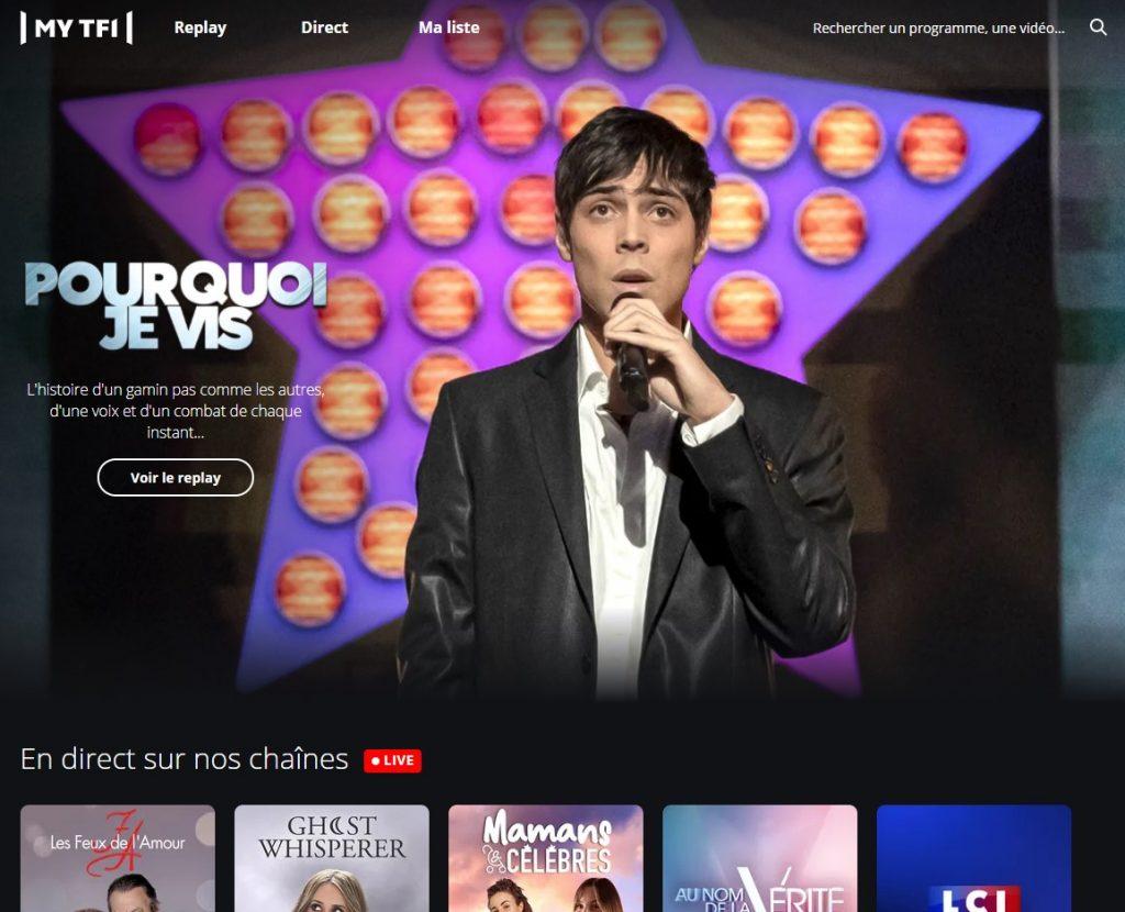 voir tv francaise depuis etranger