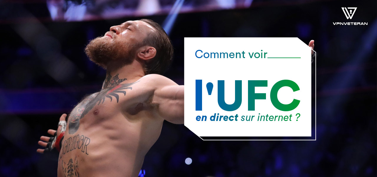 voir ufc direct streaming