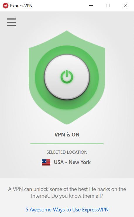 vpn express windows client