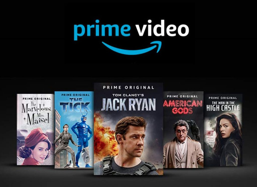 amazon prime video españa