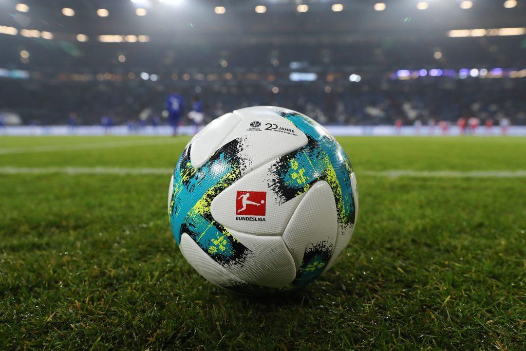 foot allemand en direct