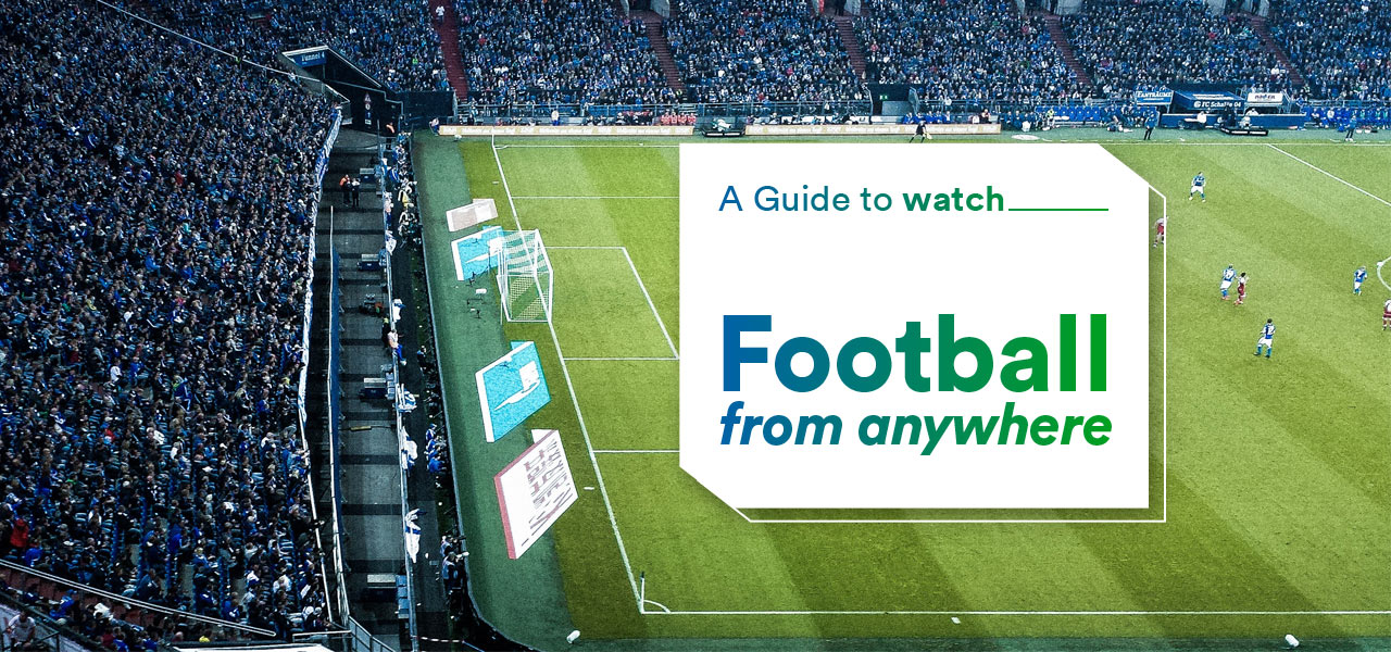 watch football live streaming online