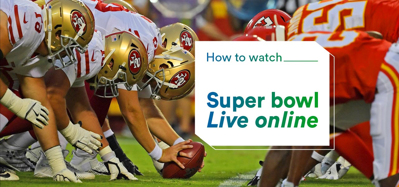 watch super bowl online