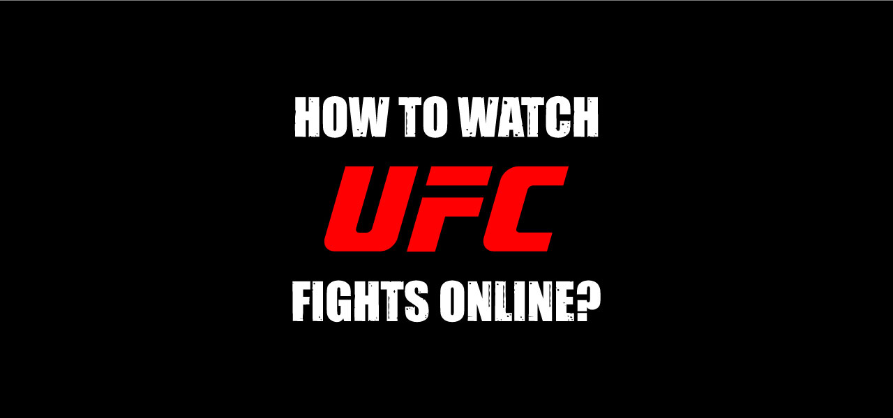 watch ufc online free